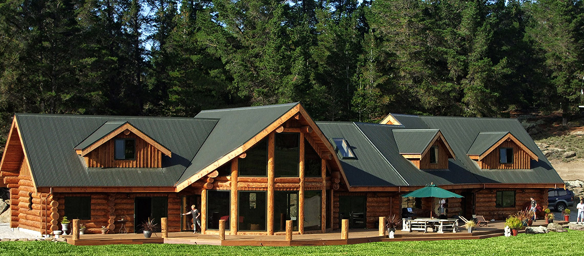 Fabulous Natural Log Homes Home Interior And Landscaping Synyenasavecom